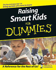 NEW Raising Smart Kids For Dummies by Marlene Targ Brill