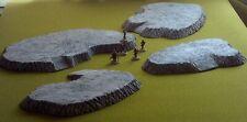 Scenery Terrain Lot, 40K,Infinity , Legion mountainous scatter