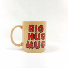 FTD Big Hug Mug HBO True Detective Coffee Mug McConaughey 12oz VTG