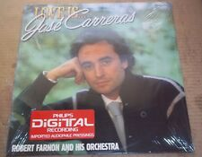 JOSE CARRERAS - Love Is... - Philips 412 270-1 SEALED