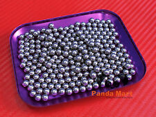 QTY 1500 [6mm] Loose Bearing Ball SS304 304 Stainless Steel Bearings Balls G100