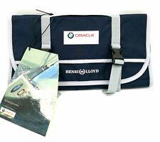 Bmw Oracle Racing Henry LLOYD Kulturbeutel zum Aufhängen Reisetasche blau Neu