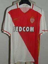 Maillot de Football Maillot Camiseta Maillot Sport Monaco Taille XXL