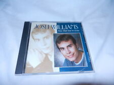 Now That You're Gone by Josh Williams (CD, Feb-2005, Pinecastle)