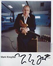 Mark Knopfler SIGNED Photo 1st Generation PRINT Ltd, No'd + Certificate (1)