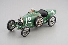CMC 100B002 - Bugatti Type 35 Grand Prix Angleterre 1924 N°12  1/18