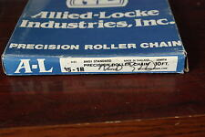 Allied-Locke, 35-1R, Lot of 2 , 10' boxes total = 20' of chain New in Box