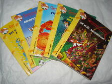 "LOT de 23 livres ""GERONIMO STILTON"" et ""TEA STILTON"" Albin Michel"