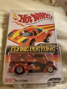 HOT WHEELS 2003 RED LINE FLYING CUSTOMS DAIRY DELIVERY LIMITED/12500 NEW