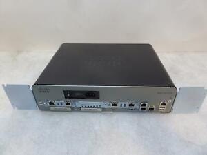 CISCO 1941/K9 Service Router w/ Rack Mount Ears}