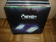 ANTHEM - bound to break Japan Metal  US Imp  LP
