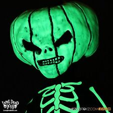 Living Dead Doll Exc Glow IN The Dark Jack O Lantern Halloween Pumpkin Variant