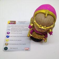 Heroclix Age of Ultron set M.O.D.A.M. MODAM #049 Super Rare figure w/card!