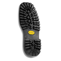 VIBRAM 132 Montagna Block Unit Rubber Full Sole 1 Pair - Shoe Repair ALL SIZES