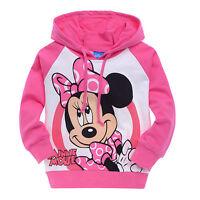 Kids Boy Girl Cotton Hoodies Sweatshirts T-Shirts Tops Hoody Jacket Coat Clothes