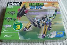 K'Nex: Beasts Alive w/ Motor 34483 set 213 pc sealed NIB