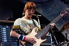 Phil Lesh - Grateful Dead 16 x 20 inch Photo / Poster - Live Concert 1991