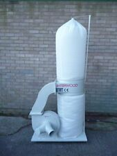 New Interwood Single Bag Dust Extractor £395 + Vat