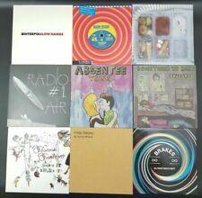 "VINYL 7"" SINGLES BUNDLE x 9 Interpol Air Absentee Britpop Indie Some Coloured"