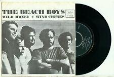 "the BEACH BOYS - Wild Honey / Wind Chimes (1967 DUTCH PS VINYL SINGLE 7"")"