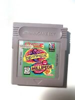 Arcade Classic No. 2 Centipede Millipede Original Nintendo Gameboy Game Tested!