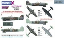 Montex Super Mask 1:32 Typhoon IB Car Door for Revell Spraying Stencil #K32364