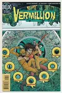 Vermillion (DC Helix, 1996 series) #7 VF/NM