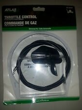 Universal Fit Lawnmower Throttle Control, Atlas MTD AT-0044
