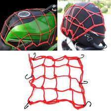 6 Hooks Motorcycle Cargo Net For Honda CBR 600 F3 F4 F4i 1000 RR YZF R1 R6 R6S