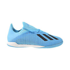 Adidas X 19.3 Indoor Soccer Men's Shoes Bright Cyan-Core Black-Shock Pink F35371