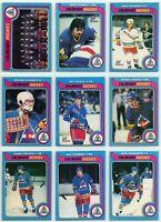 1979-80 OPC Colorado Rockies 12 Card Team Set VG to NM (2020-07)