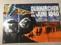 Belmondo, Dünkirchen 2. Juni 1940  - Original Filmplakat A0