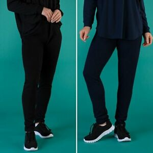 nicole pocket trouser S 8-10, M 12-14, L 16-18. navy blue, black