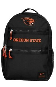 Nike Oregon State Beavers College Backpack Utility Air Support New with Tags