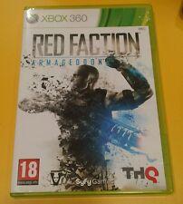 Red Faction Armageddon GIOCO XBOX 360 VERSIONE ITALIANA