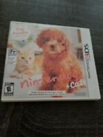 Nintendo 3DS Nintendogs + cats: Toy Poodle and New Friends Pink Handheld System