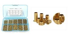 1000Pcs Tubular Rivets Double-sided Circuit Board PCB Nails Copper Hollow Nuts