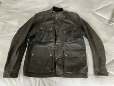 Belstaff Trialmaster Waxed Canvas Jacket. Size 46