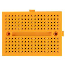 10pcs Mini Solderless Prototype Breadboard 170 Tie-points For Arduino Yellow