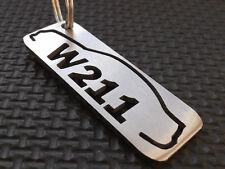 MERCEDES W211 schlüsselanhänger E KLASSE AMG NAVI 320 CDI 220 280 1:18 anhänger