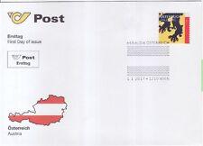 Österreich Nr. 3306 FDC Heraldik  Salzburg