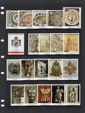2018 SMOM Military Order Malta Complete NH YEAR SET -32 Stamps+7 S/S-FreeShipUSA