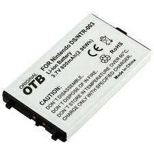 Battery for Nintendo - NTR001/NTR003 Game Boy DS/NDS /NTR001 /NTR003