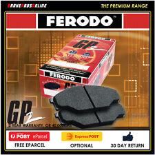 FERODO TQ BRAKE PADS FRONT MITSUBISHI PAJERO NP 2004-2006 3.8L V6 DB1388FTQ