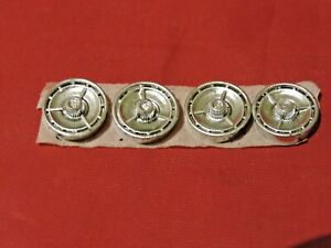 Model Car Parts AMT 1964 Chevy Impala SS Wheel Covers 1/25