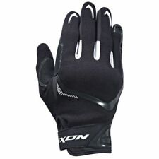 Gants noirs Ixon pour motocyclette Homme