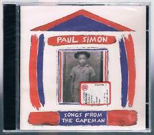 PAUL SIMON SONGS FROM THE CAPEMAN CD F.C.  SIGILLATO!!!