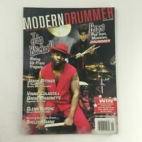 Modern Drummer Magazine January 2005 John Blackwell & Prince & Jason Bittner, VG