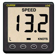 Clipper Marine Boat Easy-Log Speed Distance Trip GPS Data-Logger with NMEA 0183