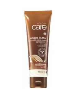 AVON Care Cocoa Butter Hand Cream 100ml Vitamin E **FREE P&P**